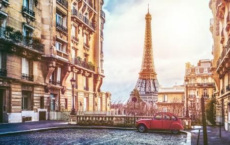 Paris : vente flash week-ends 2j/1n en hôtels 3* & 4 * + petit-déjeuner