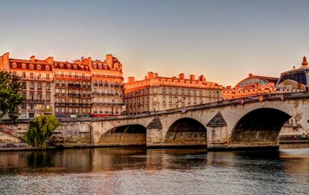 Paris 16ème  : week-end 2j/1n en hôtel + petit-déjeuner & croisière sur la Seine, - 22%