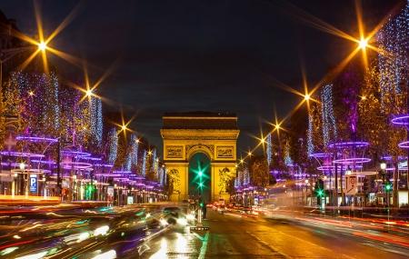 Paris : week-end du Nouvel An 3j/2n en hôtel 3*, dîner du réveillon inclus, - 30%