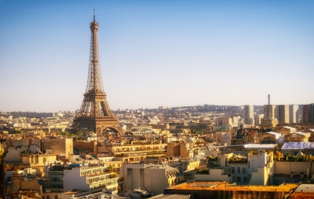Paris : vente flash, week-end 2j/1n en hôtels 3 & 4 * + petit-déjeuner