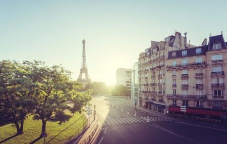 Paris sans les parisiens  : week-end 2j/1n en hôtels 3* & 4 * au mois d'août