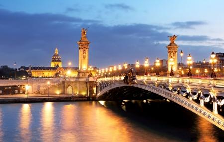 Paris : promo week-end 2j/1n en hôtel 3* + croisière sur la Seine, dispos Noël, - 45%