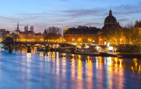 Paris : vente flash, week-end 2j/1n en hôtel 3* + petit-déjeuner & croisière sur la Seine, - 60%