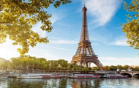 Week-ends : 2j/1n en hôtels 3*, 4* & 5* + petit-déjeuner + visite culturelle à Paris