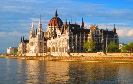 Budapest : vente flash, week-end 3j/2n en hôtel 3* + vols