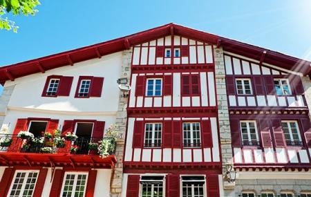 Pays Basque : vente flash week-end 2j/1n en hôtel 4* + petit-déjeuner offert, - 49%