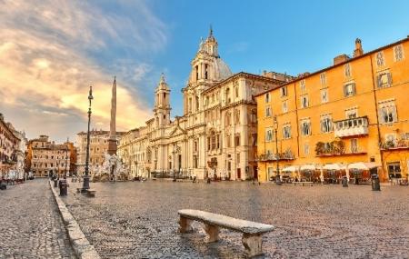 Italie : enchère, week-end 3j/2n en hôtel 3* à Rome, Venise ou Milan, vols inclus