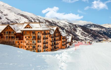 Première minute, ski : locations 8j/7n en résidence avec piscine - Annulation sans frais