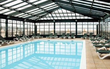 Deauville : week-end 2j/1n en hôtel 4* + accès piscine + loc. vélo, dispos ponts de mai - 55%