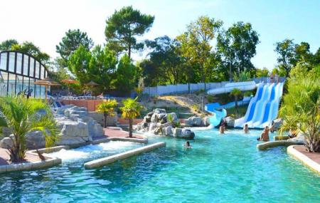 Sud Ouest, camping 4* : 8j/7n en mobil-home en bord de plage + parc aquatique