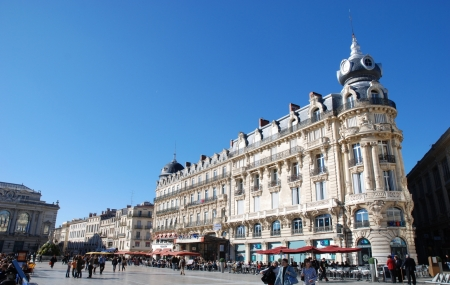 Montpellier : vente flash week-end 2j/1n en hôtel 4* + petit-déjeuner, - 75%