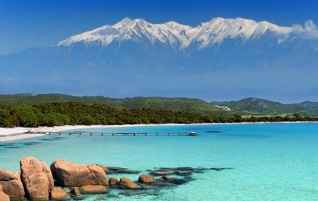 Propriano, Corse : 8j/7n en camping 3* à 5 min à pied de la plage + piscine