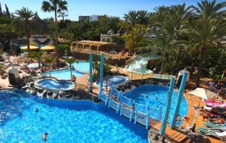 Canaries : séjour 8j/7n en hôtel 3* + demi-pension