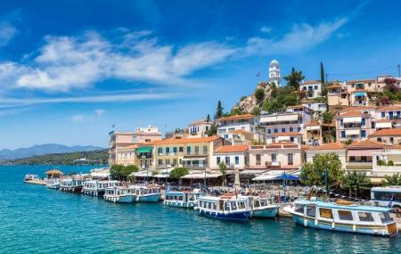 Grèce, Poros : vente flash, séjour 6j/5n, petits-déjeuners et vols inclus, - 53%