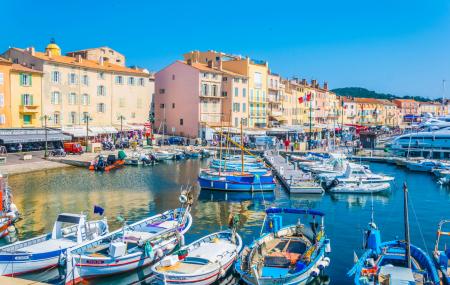 Saint Tropez : week-end 2j/1n en hôtel 4*, petit-déjeuner, proche plage, - 49%