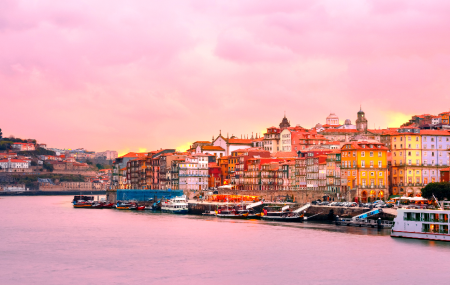 Porto : vols + hôtel, 3j/2n en 3*, petits-déjeuners offerts + 1 croisière de 50 min offerte