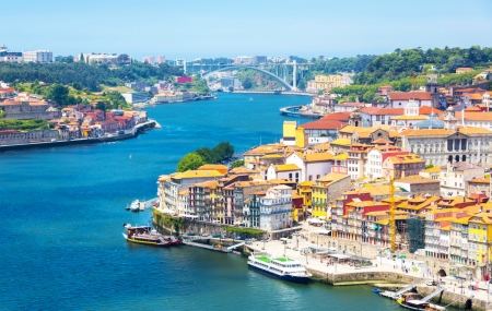 Porto : vente flash, week-end 3j/2n + petits-déjeuners + activités & vols, - 54%