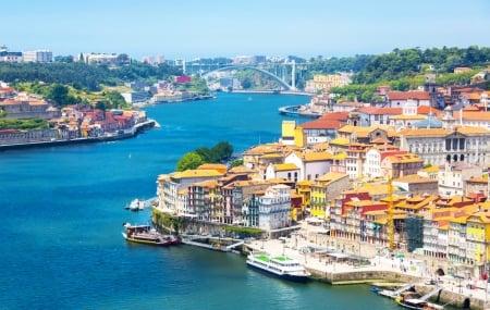 Porto : week-end 3j/2n en hôtel 3* + petits-déjeuners, vols inclus