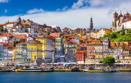 Portugal : circuit 6j/5n de Porto à Aveiro en hôtels + petits-déjeuners + vols inclus