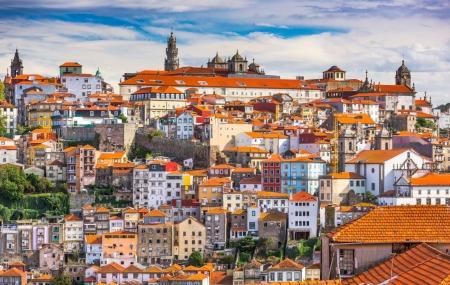 Porto : week-end vols + hôtel, 3j/2n en hôtel 3* + petits-déjeuners