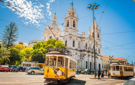 Portugal : combiné Porto & Lisbonne, 5j/4n en hôtels 5* + petits-déjeuners & vols