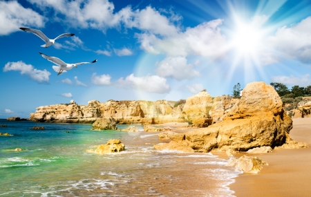 Algarve : vente flash, week-end 3j/2n en hôtel 5* + petits-déjeuners + vols, - 66%