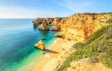 Algarve : week-end 3j/2n en hôtel 4* bord de mer, vols en option