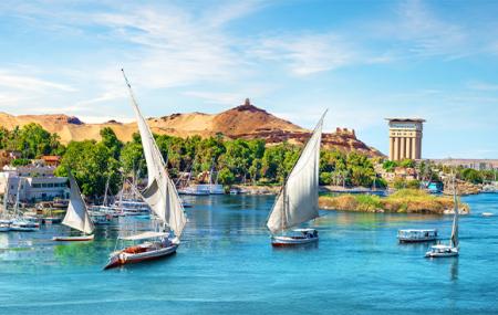 Égypte, croisière 5* sur le Nil : 8j/7n en pension complète + visites + vols A/R