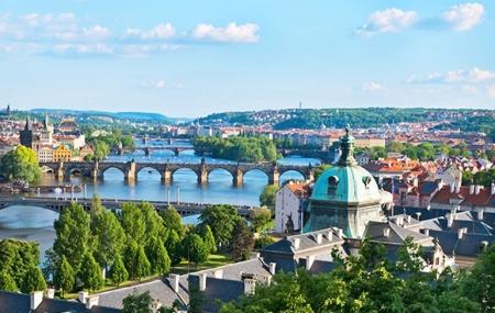 Prague : week-end 2j/1n à 4j/3n en hôtel 4* + petit-déjeuner, - 51%