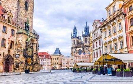 Prague : vente flash, week-end 3j/2n en hôtel 4* + petits-déjeuners + vols, dispos Noël