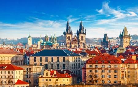 Prague : vente flash, week-end 3j/2n en hôtel 4* + petits-déjeuners & vols, - 66%