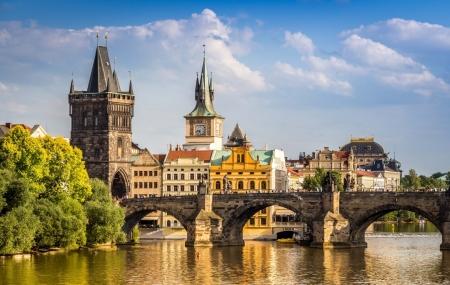 Prague : vente flash week-end 3j/2n en hôtel 5* + petits-déjeuners, vols inclus