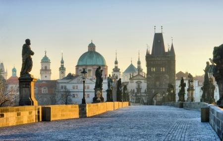 Prague : vente flash, week-end 3j/2n en hôtel 4* + petits-déjeuners, - 73%