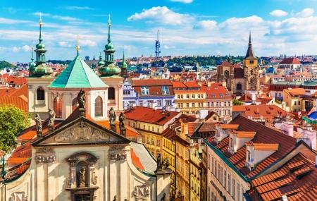 Prague : vente flash, week-end 3j/2n en hôtel 4* + petits-déjeuners + vols, - 75%