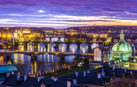 Prague, Nouvel an : week-end 3j/2n en hôtels 3 & 4* + petits-déjeuners selon hôtel