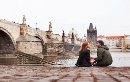 Week-ends vols inclus : 3j/2n à Prague, Budapest ou Vienne