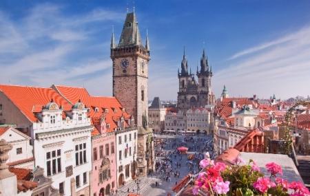 Week-ends : ventes flash, 3j/2n en 4* vols inclus à Budapest, Prague...