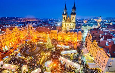 Prague : vente flash, week-end 2j/1n ou plus en hôtel 4* + petits-déjeuners, vols en option