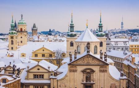 Prague : vente flash, week-end 3j/2n en hôtel 4* + vols, - 80%