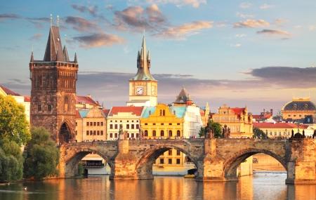 Prague : vente flash, week-end 3j/2n en hôtel 4* + petits-déjeuners, vols en option
