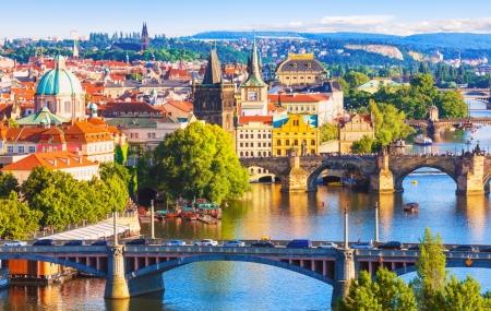 Prague : vente flash, week-end 3j/2n en 4* vols & petits-déjeuners inclus