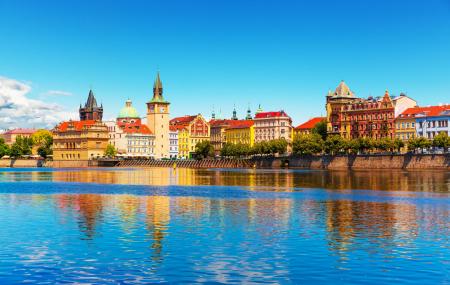 Prague : week-end 3j/2n ou plus en hôtel 4* + petit-déjeuner