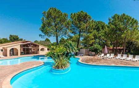 Campings Corse : vente flash, 8j/7n en mobilhome 5/6 pers, - 72%