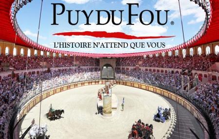 Puy du Fou, billetterie : entrées au parc + spectacle Cinéscénie selon offre, dispos été