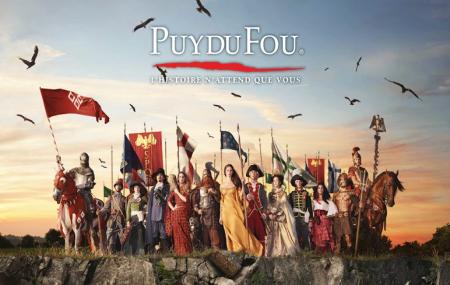 Puy du Fou : 1ère minute, 2j/1n en résidence 3* + entrée parc & Cinéscénie incluse, - 35%