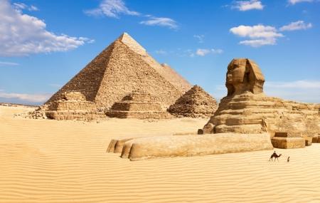 Égypte : circuit avec croisière 8j/7n en hôtel + pension + excursions & vols