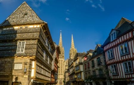 Bretagne : week-end du 15 août, 2j/1n ou plus en hôtels 3* & 4* + petit-déjeuner