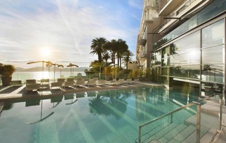 Cannes : vente flash, 2j/1n ou 3j/2n en hôtel 5* + petit-déjeuner & spa, - 58%
