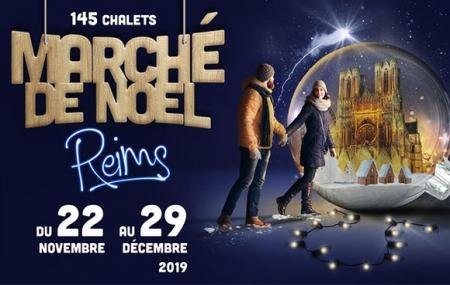 Reims, marché de Noël : week-end 2j/1n en hôtel 3* + petit-déjeuner, - 29%