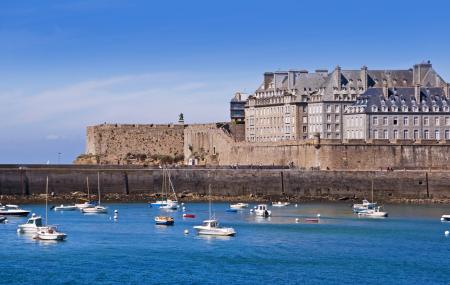 Saint-Malo : week-end 2j/1n ou plus en hôtel très bien situé + petit-déjeuner, dispos été